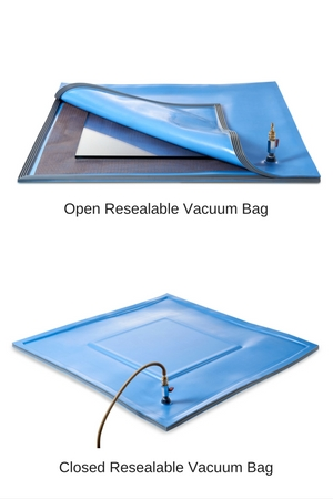 Resealable Vacuum Bags | Smartech