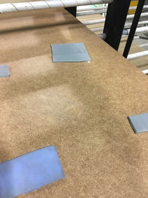 Anti Slip Pads on a Cabinet | Smartech Online