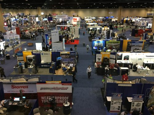 CAMX Convention 2017 | Smartech